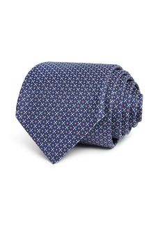 Hugo Boss BOSS Dotted Grid Classic Tie