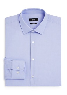 Hugo Boss BOSS Dotted Regular Fit Dress Shirt