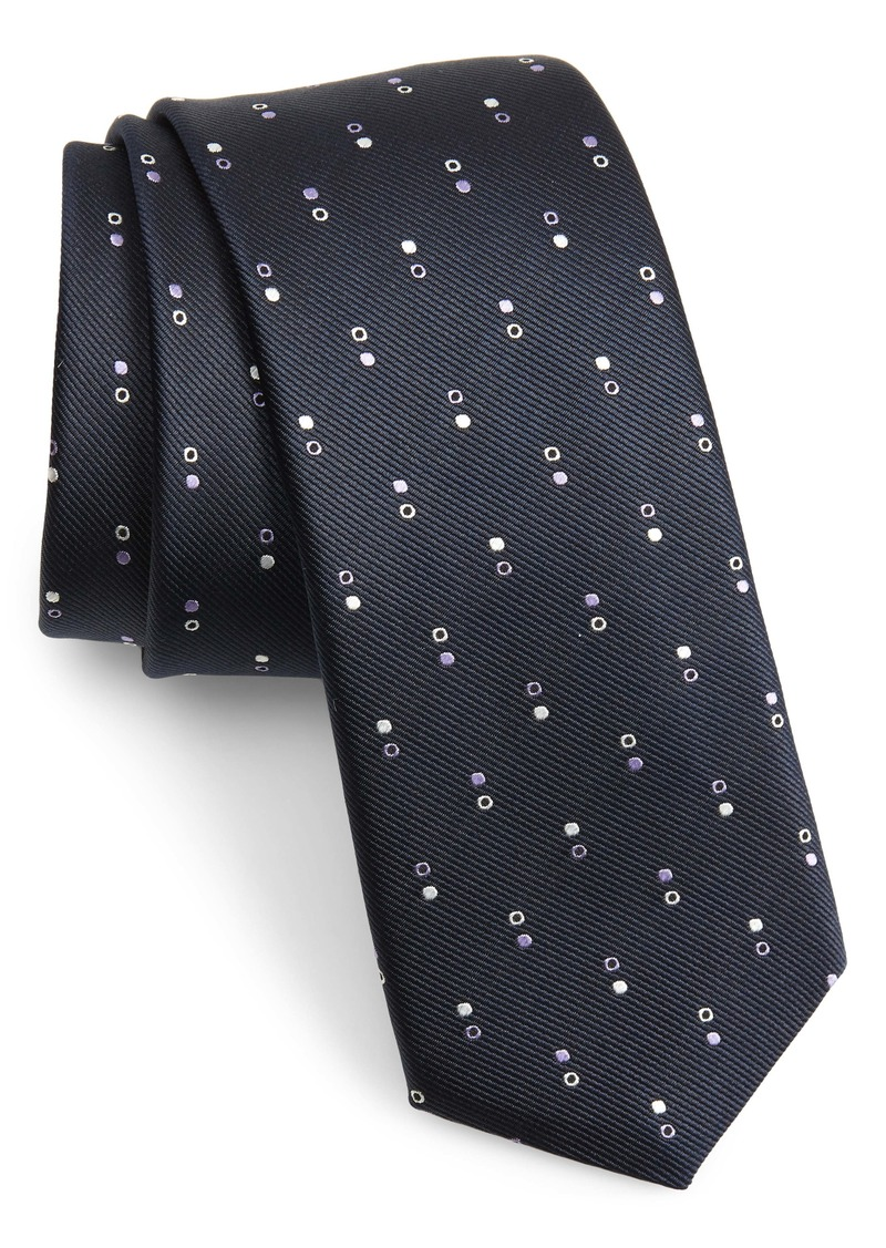 Hugo Boss BOSS Double Dot Silk Tie