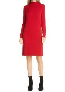 Hugo Boss BOSS Fabelletta Long Sleeve Sweater Dress