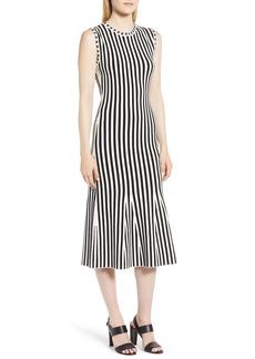 Hugo Boss BOSS Femilia Knit Midi Dress