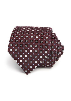 Hugo Boss BOSS Floret Squares Neat Classic Tie