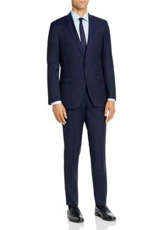 Hugo Boss BOSS Genius Hairline Stripe Slim Fit Suit