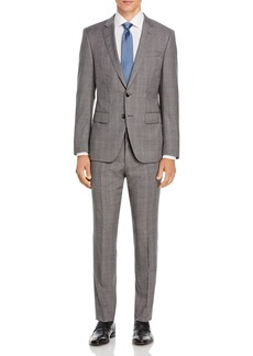 Hugo Boss BOSS Huge/Genius Plaid Slim Fit Suit