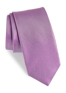 Hugo Boss BOSS Geometric Neat Silk Tie