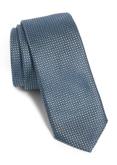 Hugo Boss BOSS Geometric Silk Tie
