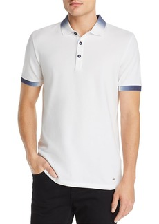 Hugo Boss BOSS Gradient-Accented Polo Shirt