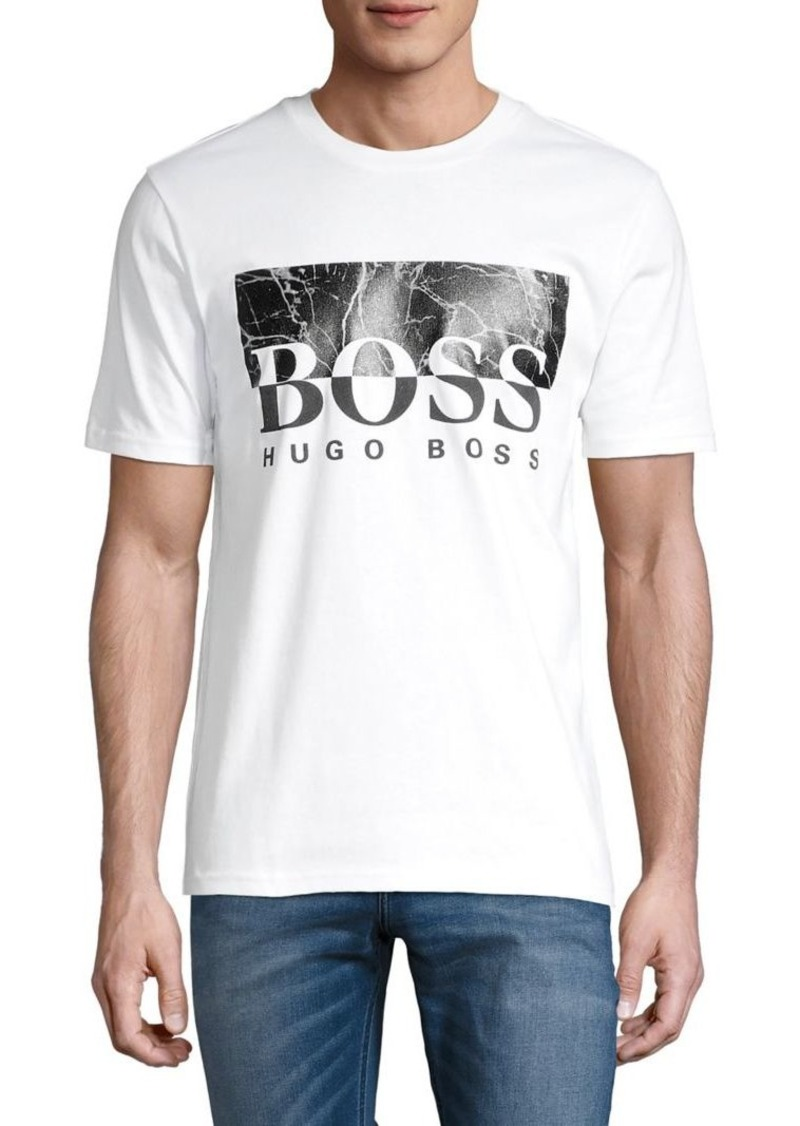 Hugo Boss BOSS Graphic Cotton Tee