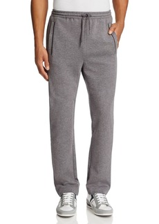 Hugo Boss BOSS Green Hadim Piped Sweatpants