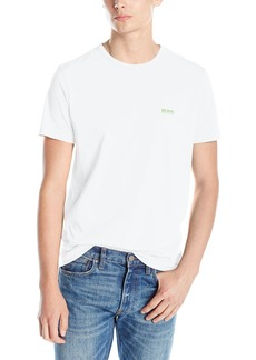 Hugo Boss BOSS Green Men's Modern Fit Basic Single Jersey T-Shirt