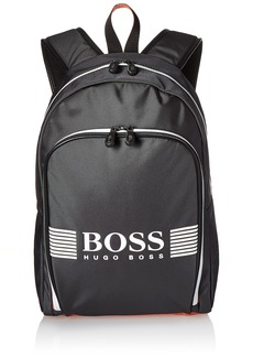 Hugo Boss BOSS Green Men's Pixel Nylon Backpack  ONE Size