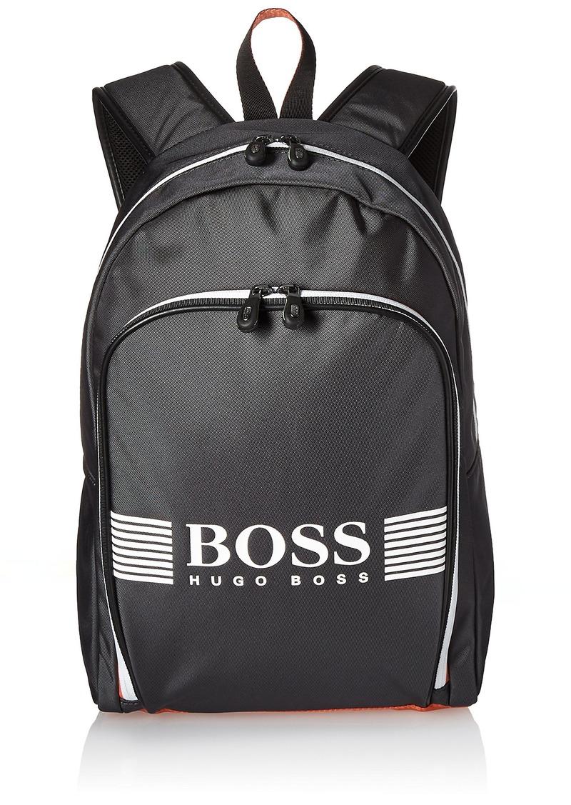 Hugo Boss BOSS Green Men's Pixel Nylon Backpack  ONE Size
