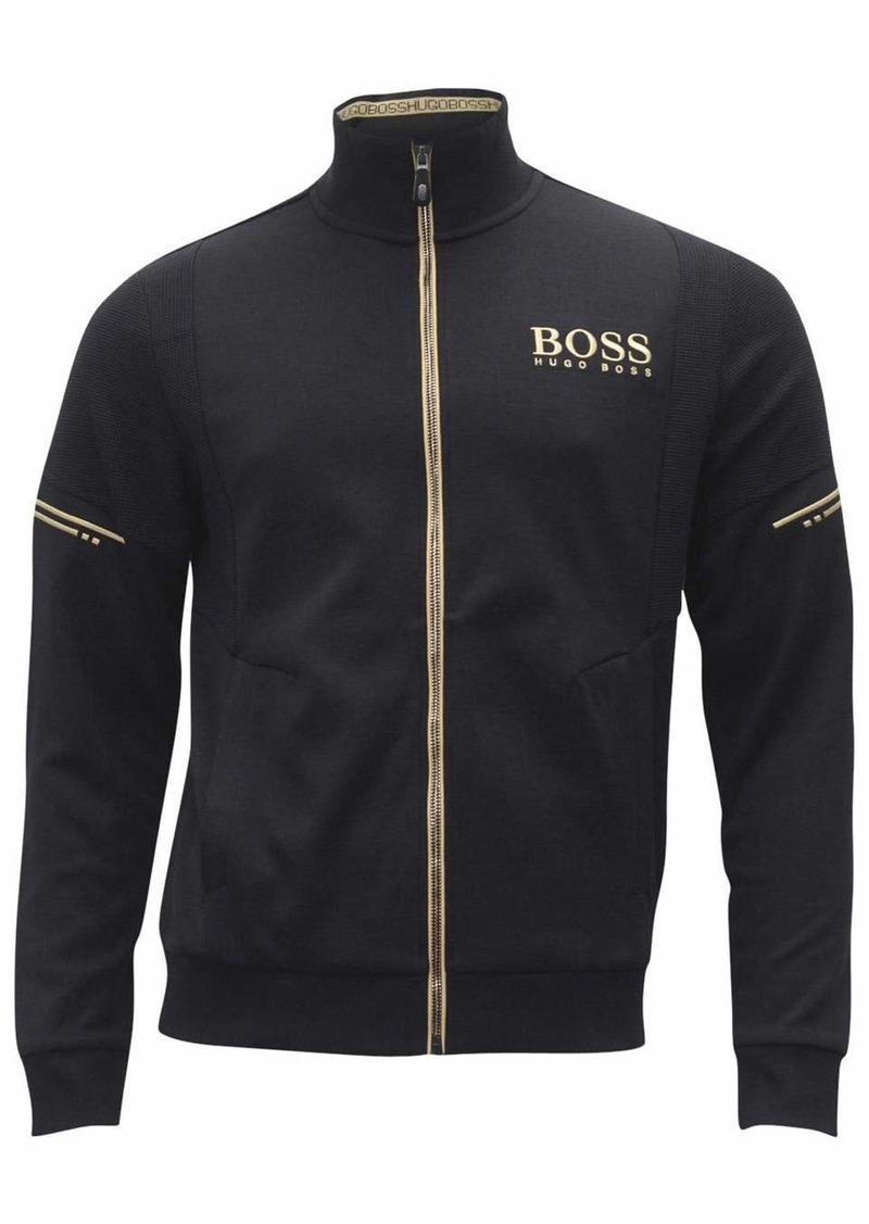 Hugo Boss BOSS Green Men's Skaz Basic Sweat Jacket