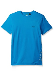 Hugo Boss BOSS Green Men's T-L Tech Interlock Tee