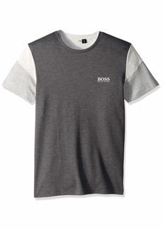 Hugo Boss BOSS Green Men's TL-Tech Short Sleeve Crewneck T-Shirt  L