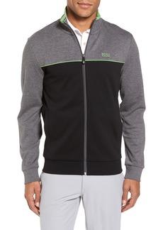 Hugo Boss BOSS Green Skaz Full Zip Fleece Jacket