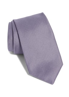 Hugo Boss BOSS Grid Silk Tie