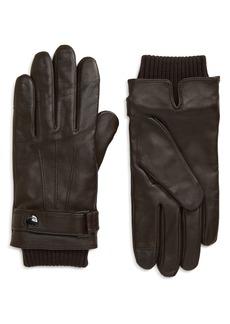 Hugo Boss BOSS Hakani Leather Gloves