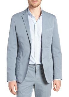 Hugo Boss BOSS Hanry-D Trim Fit Stretch Cotton Blazer