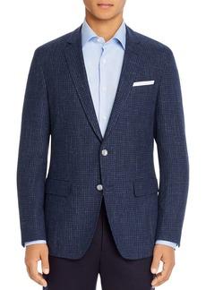 Hugo Boss BOSS Hartlay Grid Check Slim Fit Sport Coat