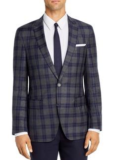 Hugo Boss BOSS Hartlay Plaid Slim Fit Sportcoat