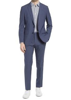 Hugo Boss BOSS Herrel/Grace Classic Fit Stretch Travel Suit