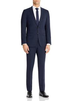 Hugo Boss BOSS Herrel/Grace Plaid Slim Fit Stretch Travel Suit