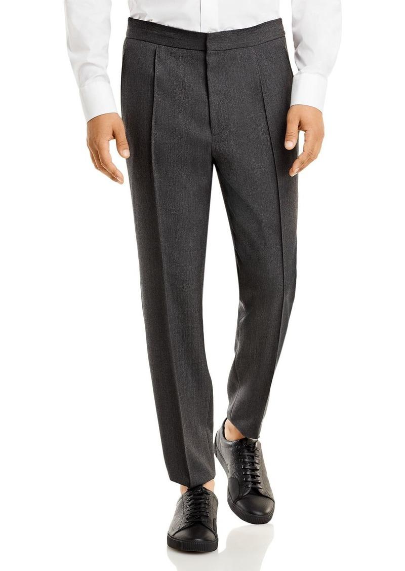 Hugo Boss BOSS Hesten Peyson Straight Fit Suit Pants