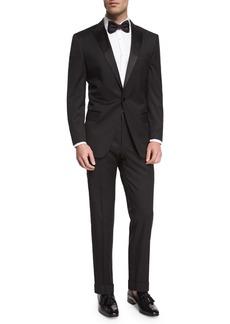 Hugo Boss Huge Genius Peak-Lapel Slim Tuxedo