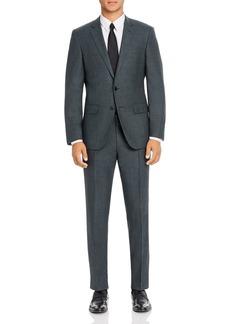 Hugo Boss BOSS Huge/Genius Micro Check Slim Fit Suit