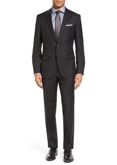 Hugo Boss BOSS Huge/Genius Trim Fit Wool Suit