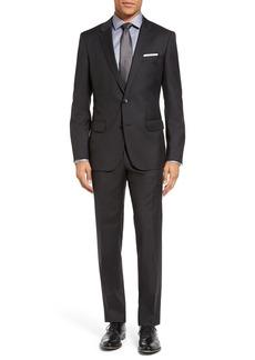 Hugo Boss BOSS 'Huge/Genius' Trim Fit Wool Suit