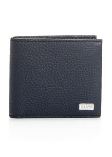 BOSS Hugo Boss Crosstown Leather Bi-Fold Wallet