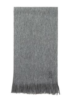 BOSS Hugo Boss Albas-B Wool Scarf