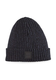 BOSS Hugo Boss Araffeno Ribbed Knit Hat