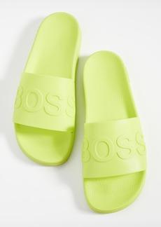 BOSS Hugo Boss Bay Logo Slides