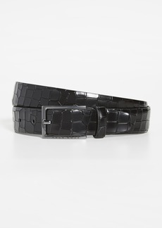 BOSS Hugo Boss Ceddy Crocodile Belt
