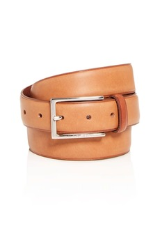 BOSS Hugo Boss Men's Ceddys Slim Plain Leather Belt