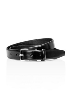 BOSS Hugo Boss Chuck Hand Brushed Leather Belt