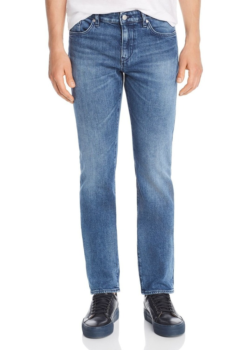 Hugo Boss BOSS Delaware Comfort Slim Fit Jeans in Blue