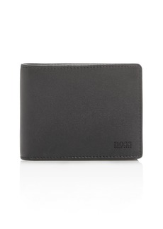 BOSS Hugo Boss Majestic Leather Bi-Fold Wallet
