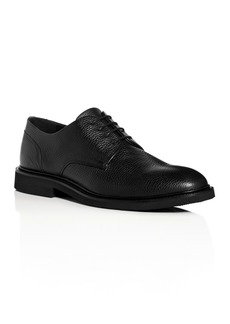 BOSS Hugo Boss Men's Atlanta Pebbled Leather Derby Oxfords - 100% Exclusive