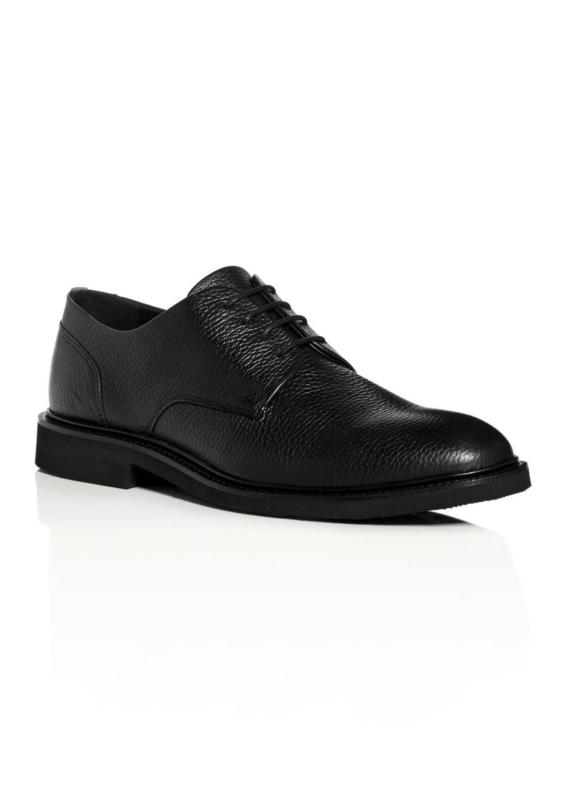 BOSS Hugo Boss Men's Atlanta Pebbled Leather Derby Oxfords - 100% Exclusive