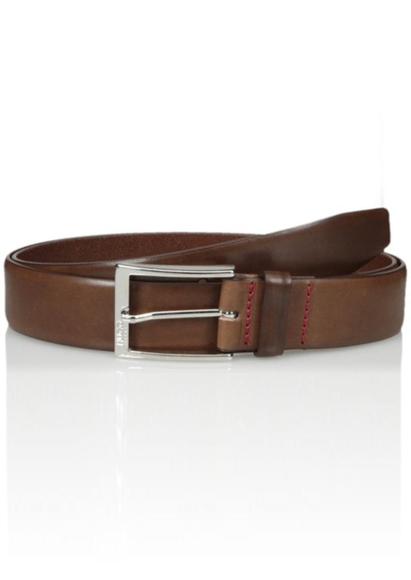 908fa5e3bcd4 Hugo Boss Hugo Hugo Boss Men's C-gerron-n Leather Belt medium brown ...
