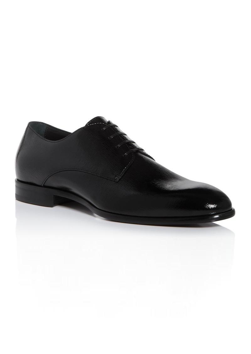 BOSS Hugo Boss Men's Cannes Patent Leather Oxfords