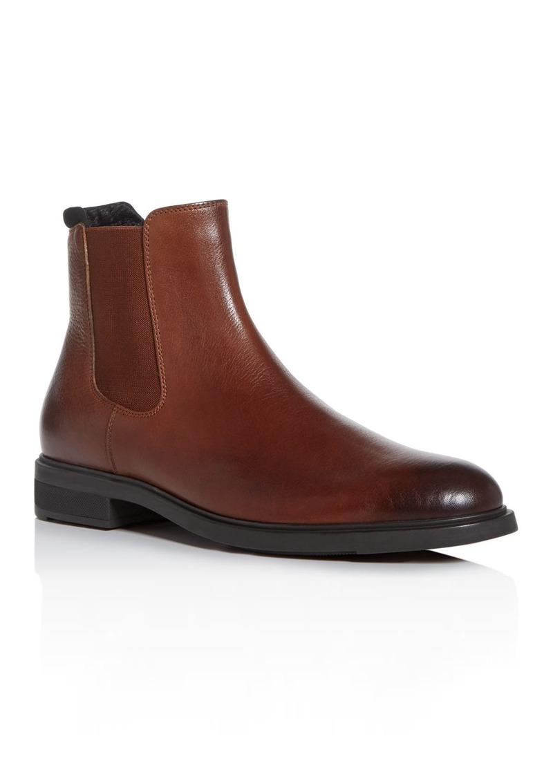 BOSS Hugo Boss Men's First Class Leather Chelsea Boots