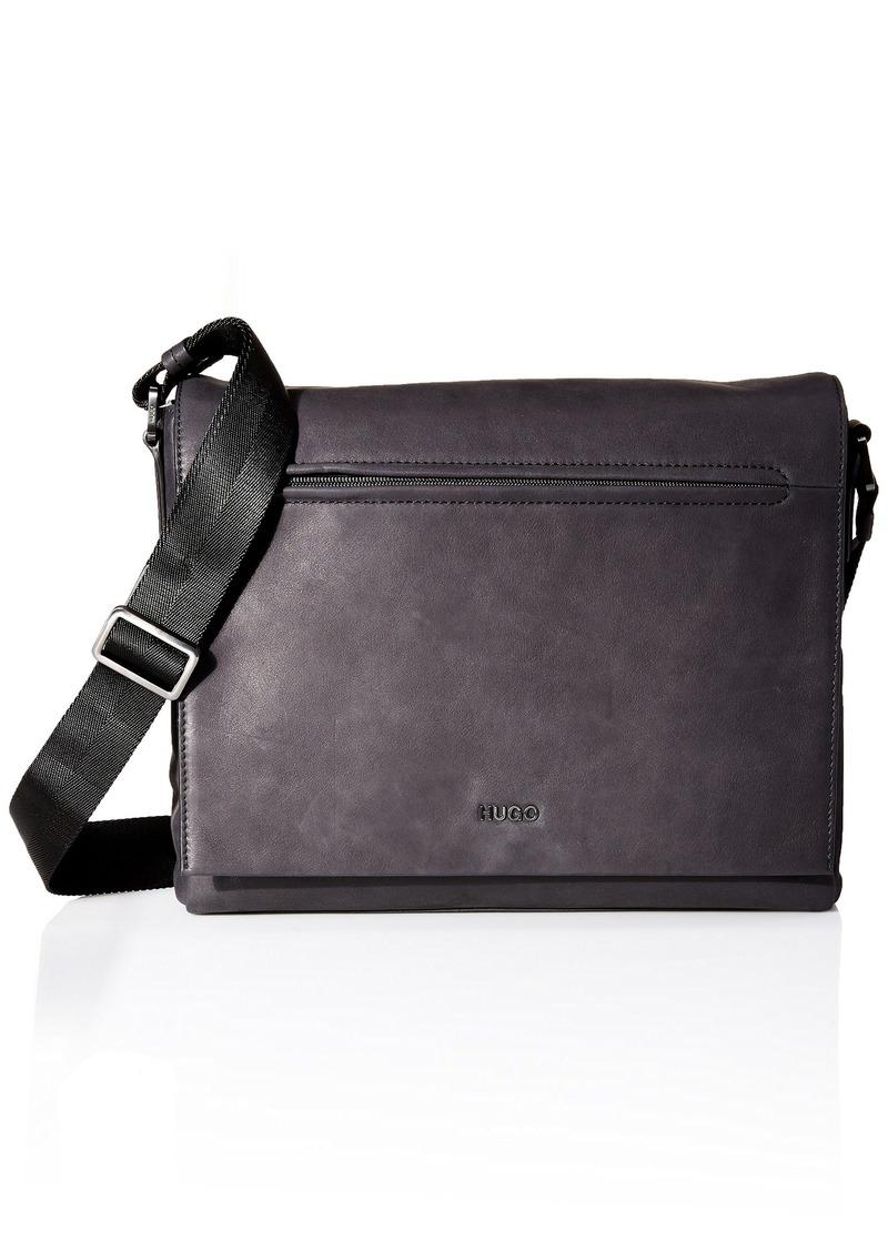 a5b7a11992f SALE! Hugo Boss BOSS Hugo Boss Men's Highway Flap Messenger Bag