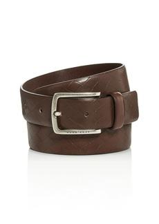 BOSS Hugo Boss Men's Jor Embossed Leather Belt