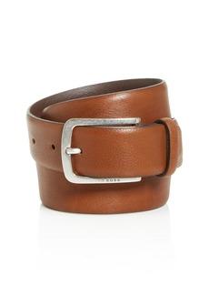 BOSS Hugo Boss Men's Jor Pebbled Leather Belt