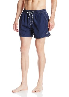Boss Hugo Boss Men's Lobster 5 Inch Solid Swim Trunk